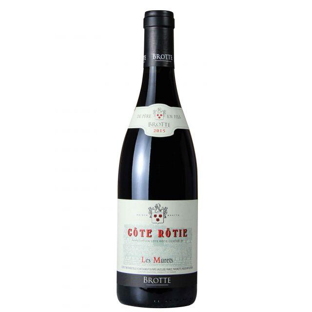 法國羅帝丘波特羅帝西拉紅葡萄酒紅酒