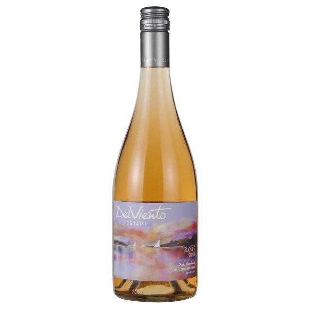 智利空加瓜谷伊斯坦帕酒庄乘风破浪西拉桃红葡萄酒