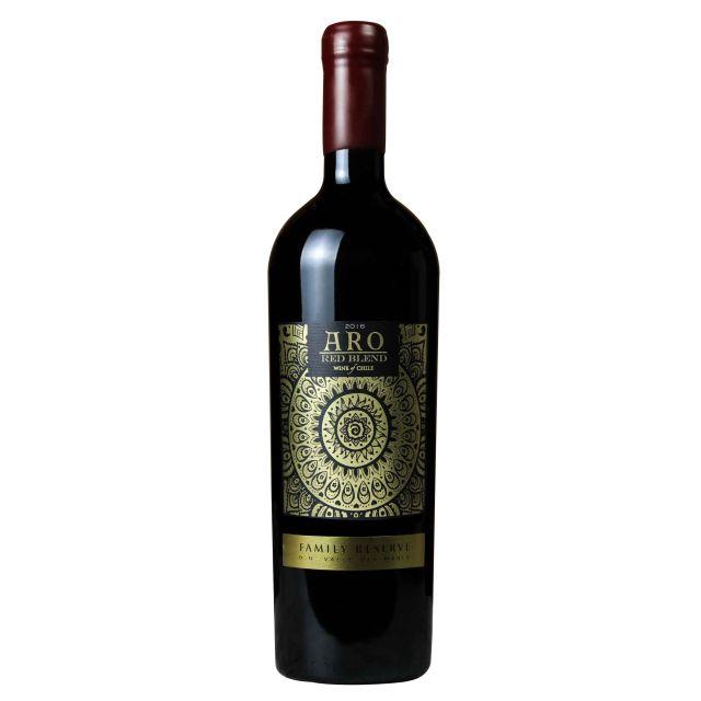 智利莫莱谷Invina视界年轮红葡萄酒红酒