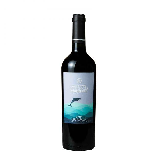 智利莫莱谷Invina视界佳美娜红葡萄酒红酒