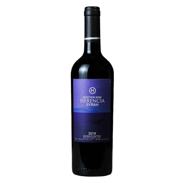 智利莫莱谷Invina视界西拉红葡萄酒红酒