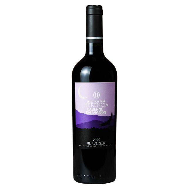 智利莫莱谷Invina视界赤霞珠红葡萄酒红酒