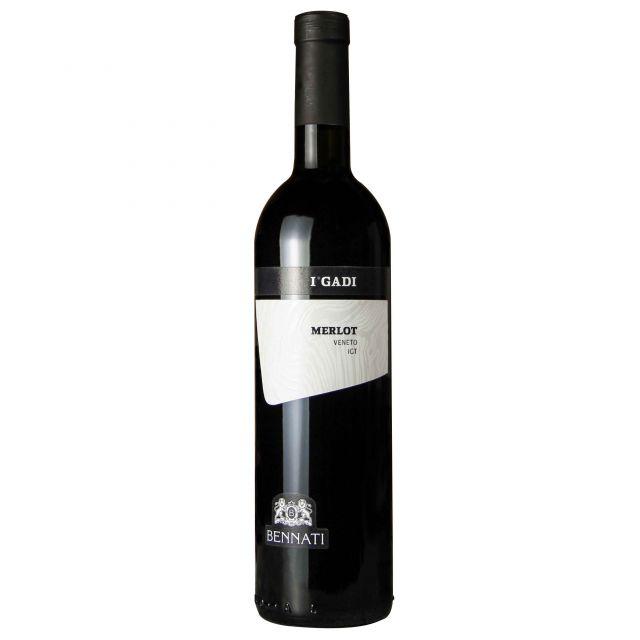 意大利威尼托贝纳蒂酒庄梅洛红葡萄酒红酒
