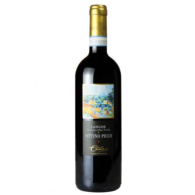 意大利皮埃蒙特切斯特庄园朗格红葡萄酒红酒
