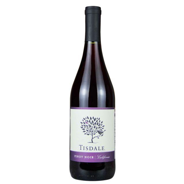 美國天時泰酒莊黑皮諾干紅葡萄酒