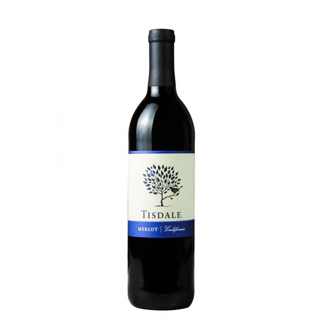美國天時泰酒莊梅洛干紅葡萄酒