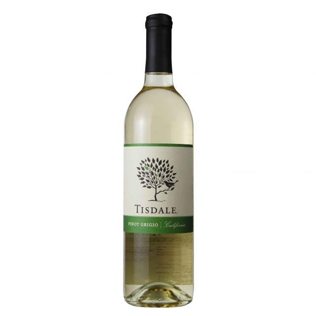 美國天時泰酒莊灰皮諾干白葡萄酒