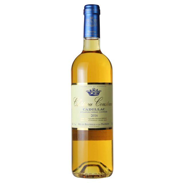 法國凱迪拉克庫斯特長相思賽美蓉貴腐甜白葡萄酒
