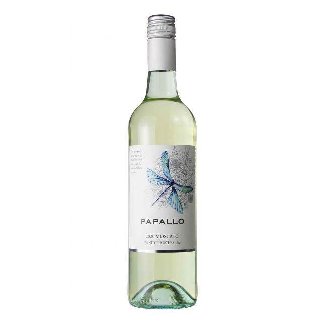 澳大利亞藍蜻蜓莫斯卡托甜白葡萄酒