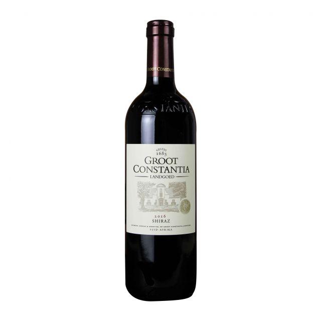 南非開普敦古特·康斯坦提亞酒莊西拉子紅葡萄酒紅酒