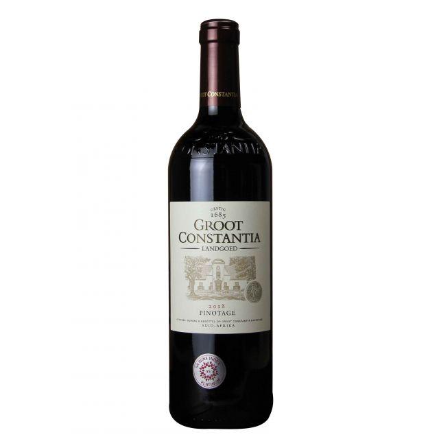 南非開普敦古特·康斯坦提亞酒莊皮諾塔吉紅葡萄酒紅酒