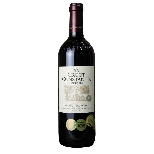 南非開普敦古特·康斯坦提亞酒莊赤霞珠紅葡萄酒紅酒