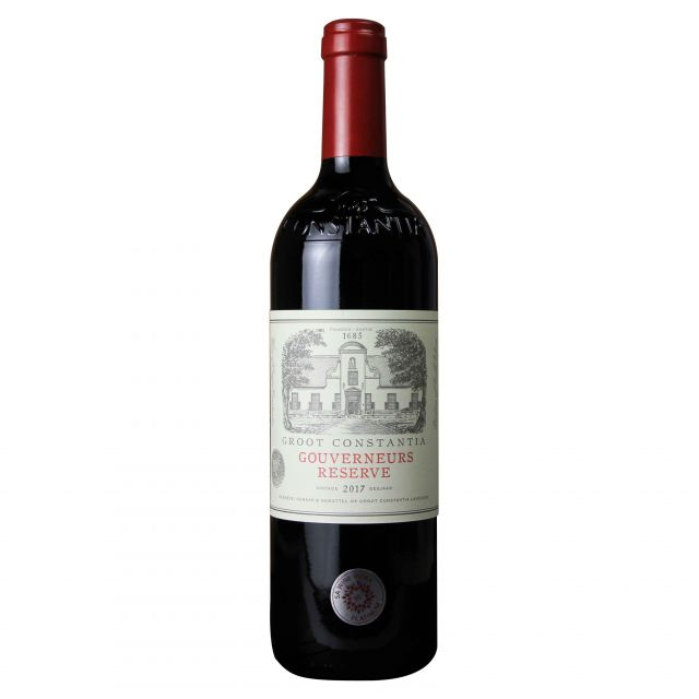 南非開普敦古特·康斯坦提亞酒莊總督珍藏紅葡萄酒紅酒