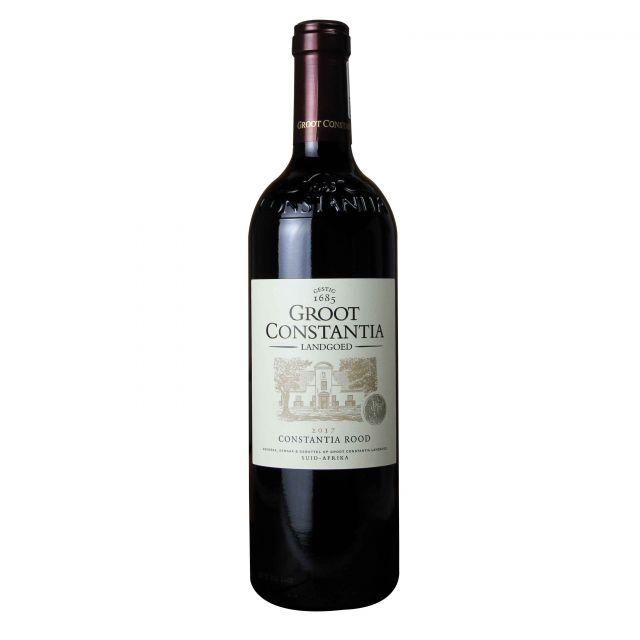 南非開普敦古特·康斯坦提亞酒莊十字架紅葡萄酒紅酒