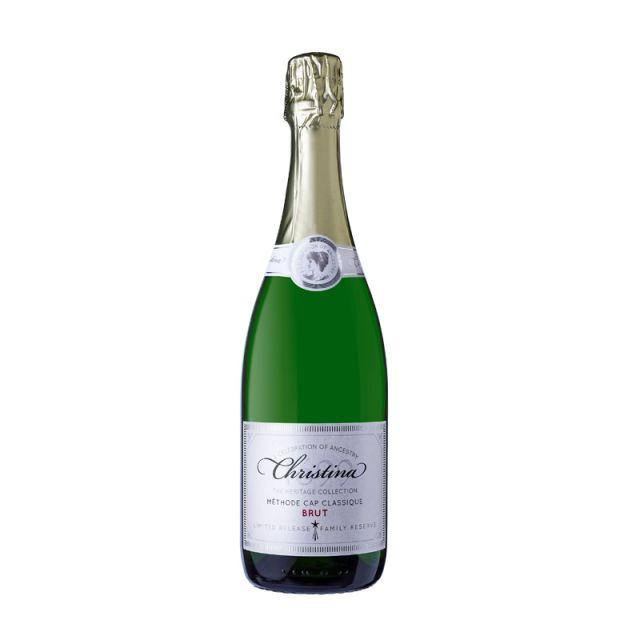 南非罗伯逊山谷梵劳伦酒庄克里斯蒂娜开普经典起泡葡萄酒