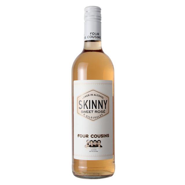 南非罗伯逊山谷梵劳伦酒庄四兄弟红麝香低卡桃红葡萄酒