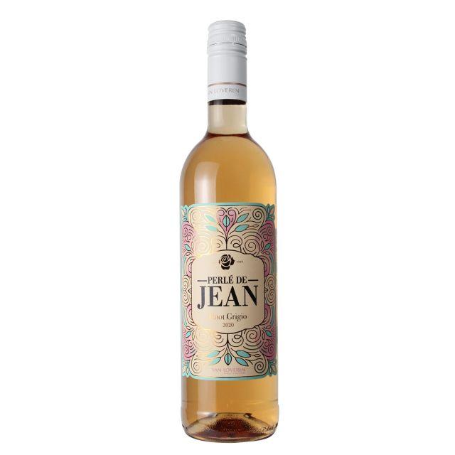 南非罗伯逊山谷梵劳伦酒庄灰皮诺珍珠桃红葡萄酒