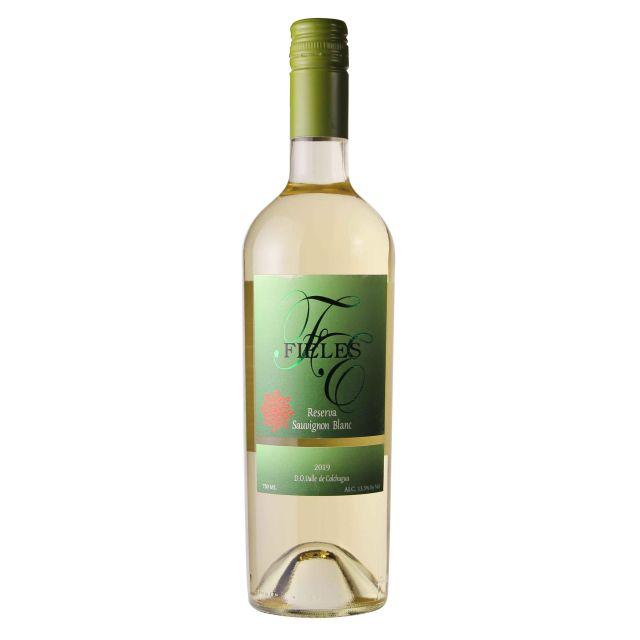 智利科尓查瓜谷菲利斯清新薄荷绿珍藏长相思干白葡萄酒