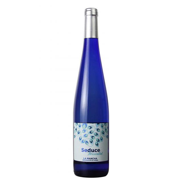 西班牙拉曼恰麝香甜白葡萄酒2020