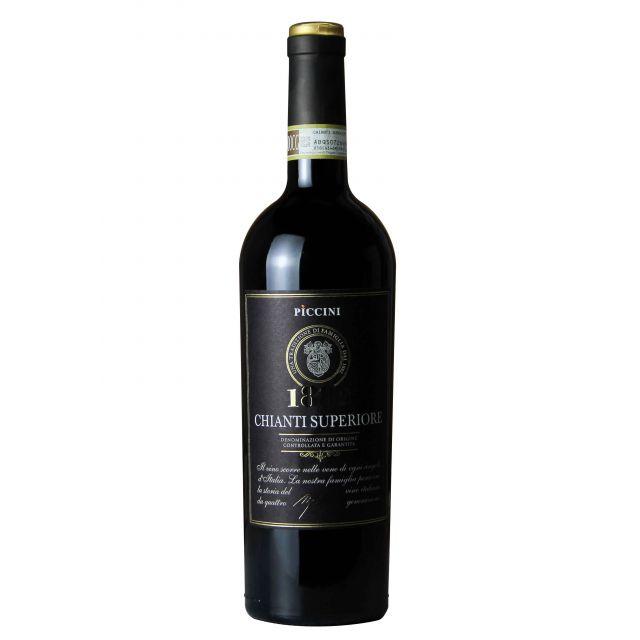 意大利彼奇尼1882优选基安蒂红葡萄酒红酒