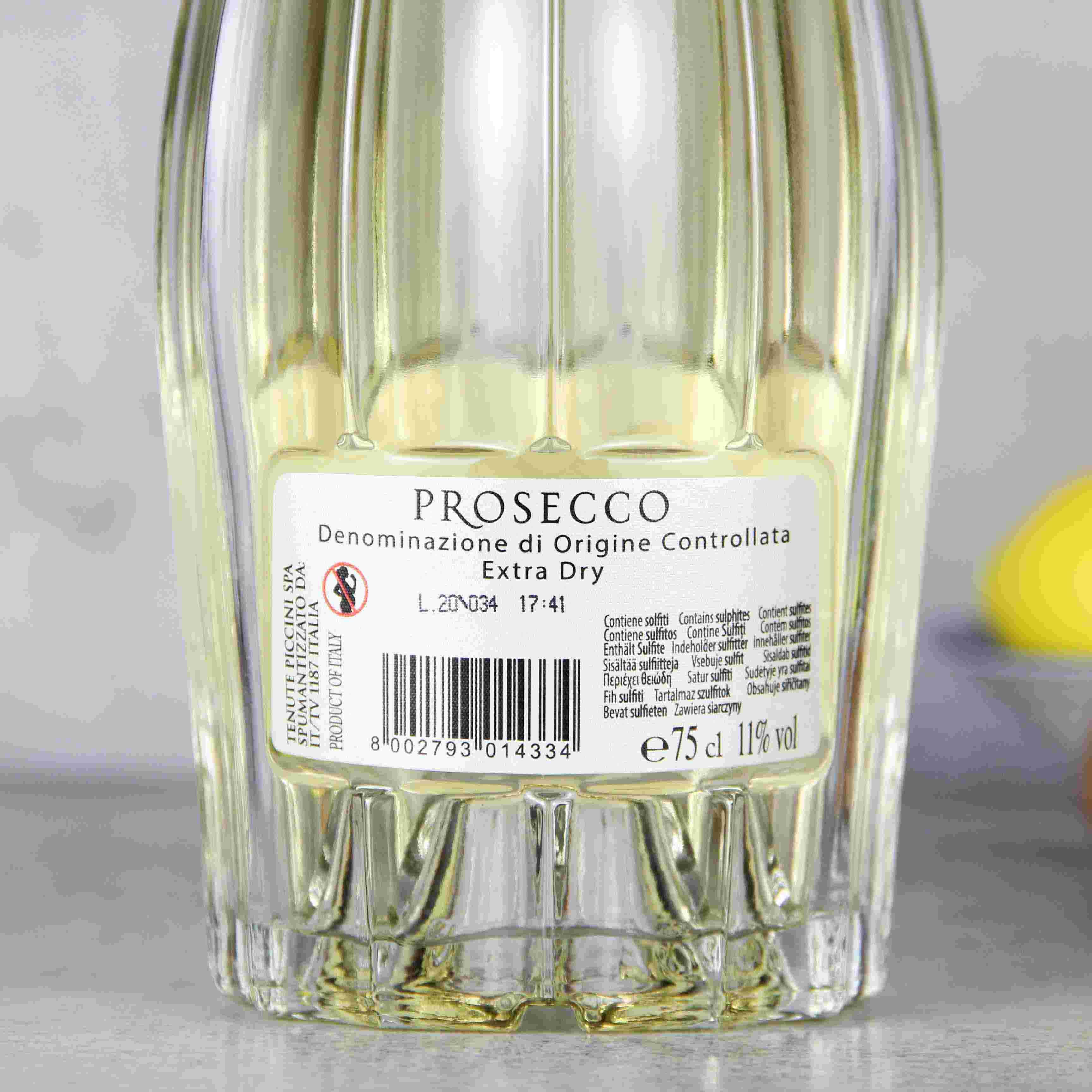 意大利彼奇尼起泡酒