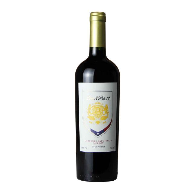 智利大卫佰德福赤霞珠美乐干红葡萄酒红酒