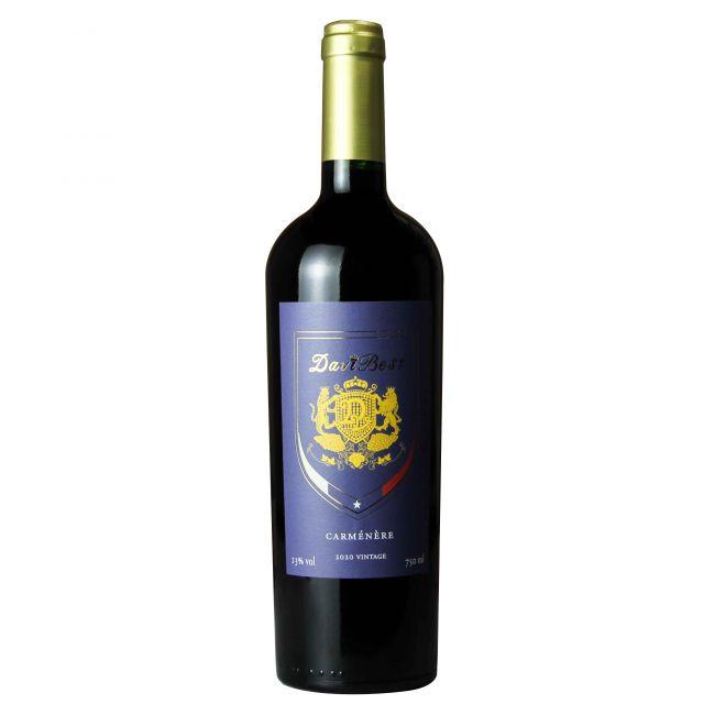 智利大卫佰德福佳美娜干红葡萄酒红酒