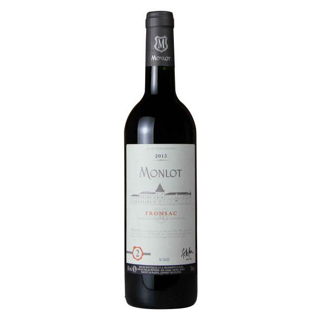 法国梦陇弗龙萨克干红葡萄酒