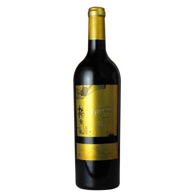 中国王朝梅鹿辄第二代干红葡萄酒(超级陈酿)