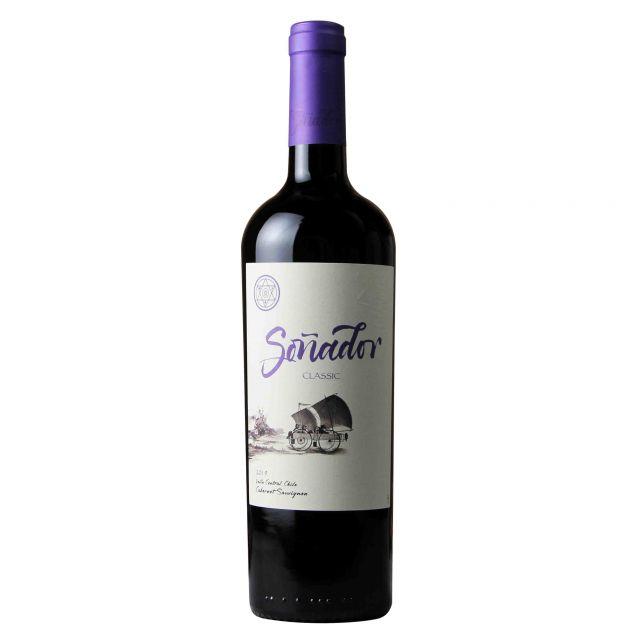 智利中央山谷梦想家精选赤霞珠红葡萄酒红酒