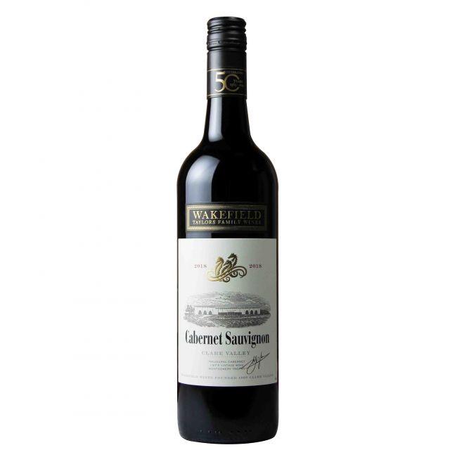 澳大利亚克莱尔谷传承赤霞珠红葡萄酒2018