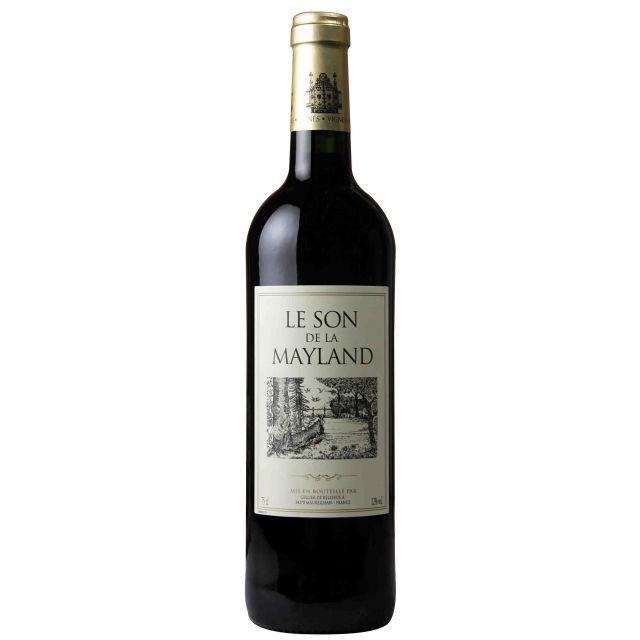 法国南部美琳红葡萄酒红酒