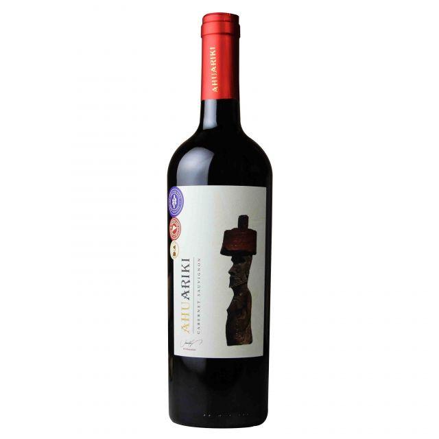 智利中央山谷酋長赤霞珠干紅葡萄酒
