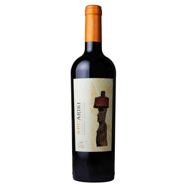 智利中央山谷酋長赤霞珠半甜葡萄酒