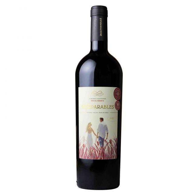 智利中央山谷情義赤霞珠半甜葡萄酒