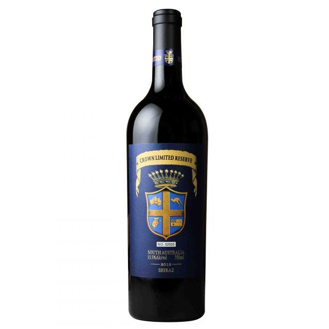 澳大利亞南澳皇冠西拉紅葡萄酒