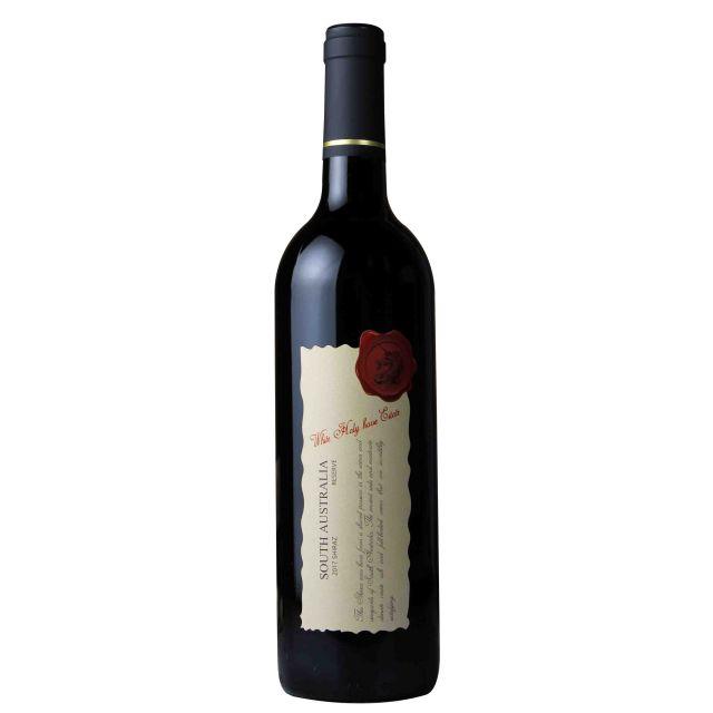 澳大利亞南澳白圣馬莊園紅葡萄酒