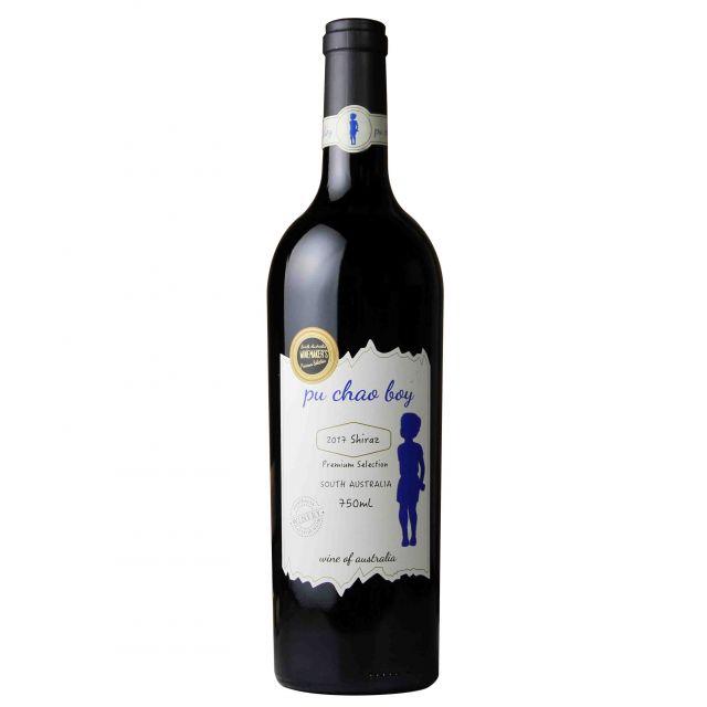 澳大利亞南澳老男孩藍牌西拉紅葡萄酒