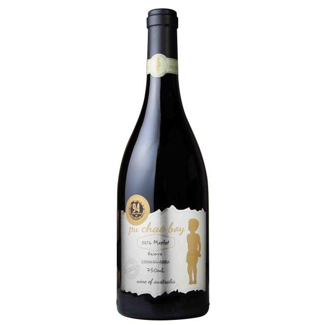 澳大利亞庫納瓦拉老男孩金牌梅洛紅葡萄酒
