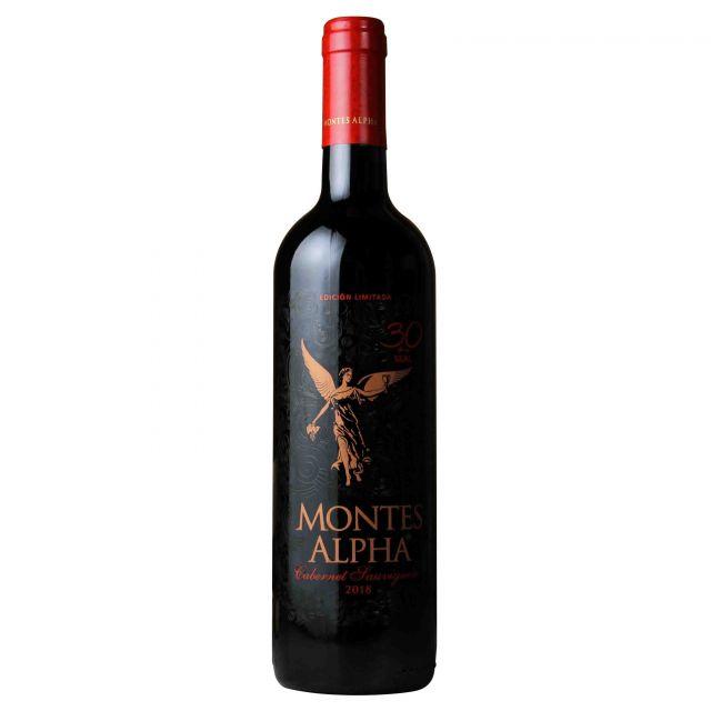 蒙特斯天使封印限量版干紅葡萄酒