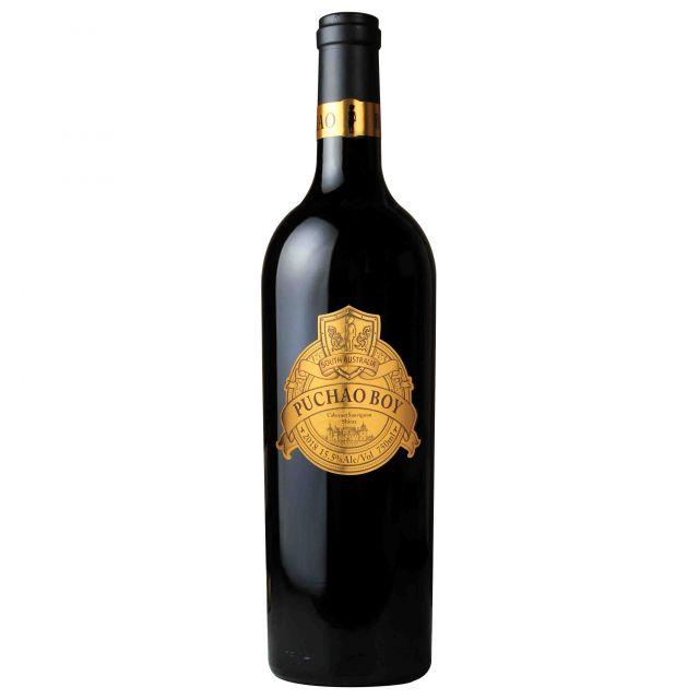 澳大利亞南澳老男孩銅牌紅葡萄酒