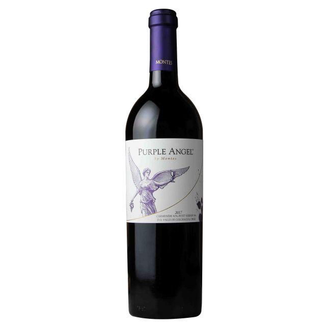 蒙特斯紫天使干紅葡萄酒