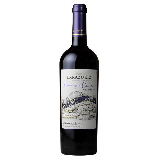 智利阿空加瓜谷伊拉蘇山谷特級混釀干紅葡萄酒