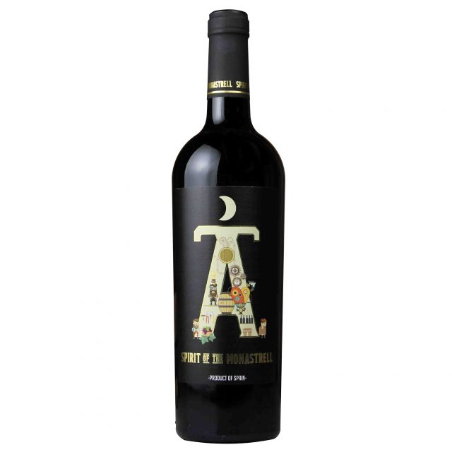 西班牙胡米利亞產區阿爾羅仁酒莊慕合懷特慕魂干紅葡萄酒