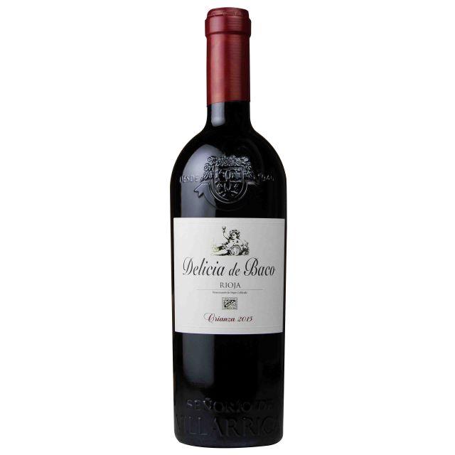 西班牙里奧哈維拉酒莊丹魄神悅陳釀干紅葡萄酒