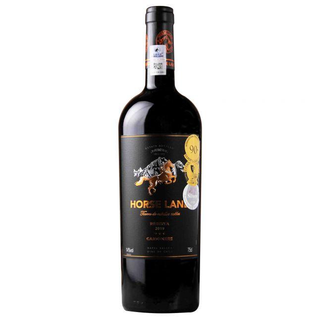 智利马地庄园珍藏卡曼尼红葡萄酒