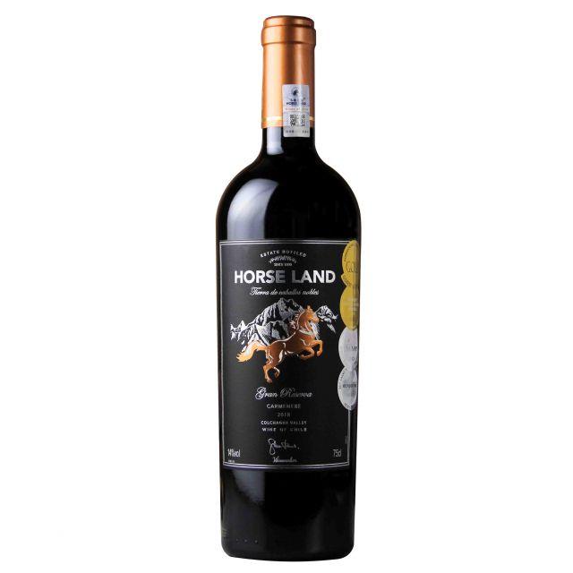 智利马地庄园特藏卡曼红葡萄酒
