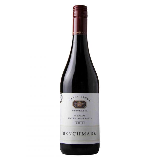 澳大利亚南澳兰博班马克梅洛红葡萄酒