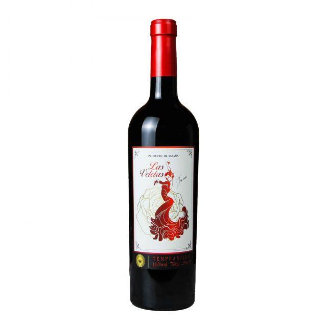 西班牙拉曼恰維蕾塔干紅葡萄酒紅酒