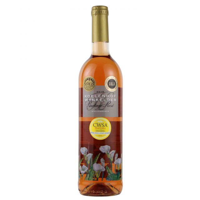 南非豪富庄园品乐桃红葡萄酒